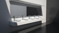 maya sink mirror spot