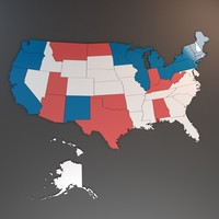 USA Election Map