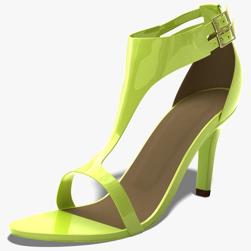 dugm03 shoes 3d max