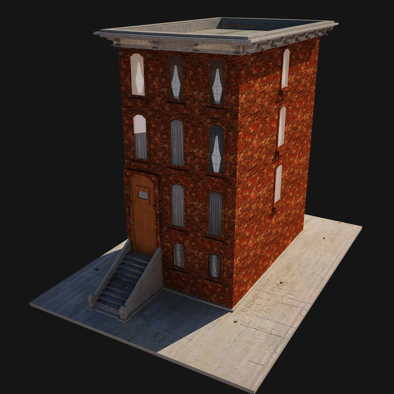 3d max building nyc