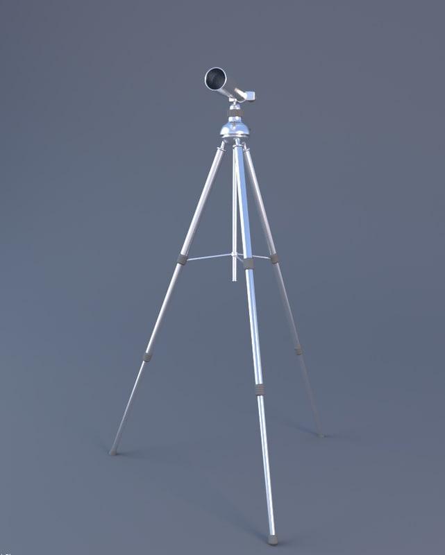 binoculars tripod max