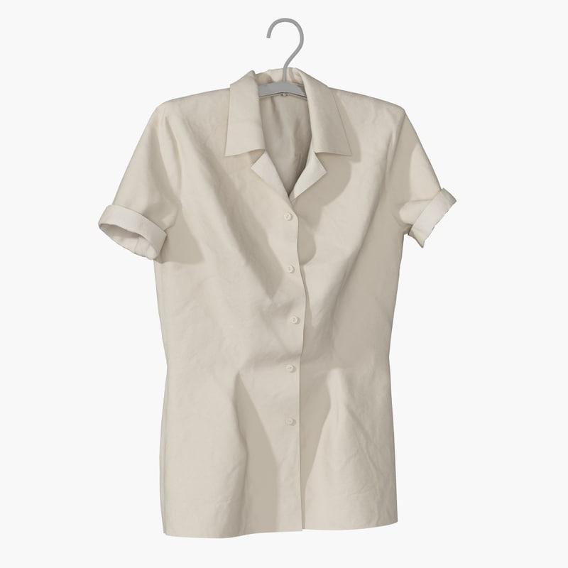 max realistic shirt women