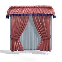 maya country curtain