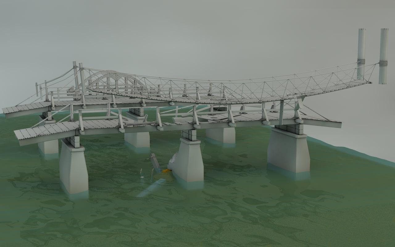 bridges c4d
