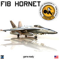 F18 Hornet / Fighting 31