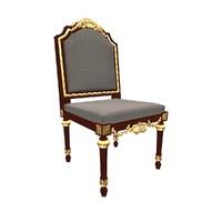 3d model luigi chair