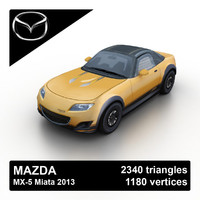 Mazda MX-5 Miata 2013