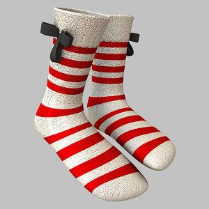 obj fancy socks
