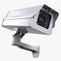 3ds max wireless security camera