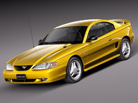 Ford Mustang GT 1994-1999
