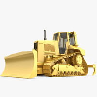 heavy vehicle industrial 3d model