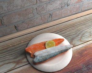 3d model fish fillet