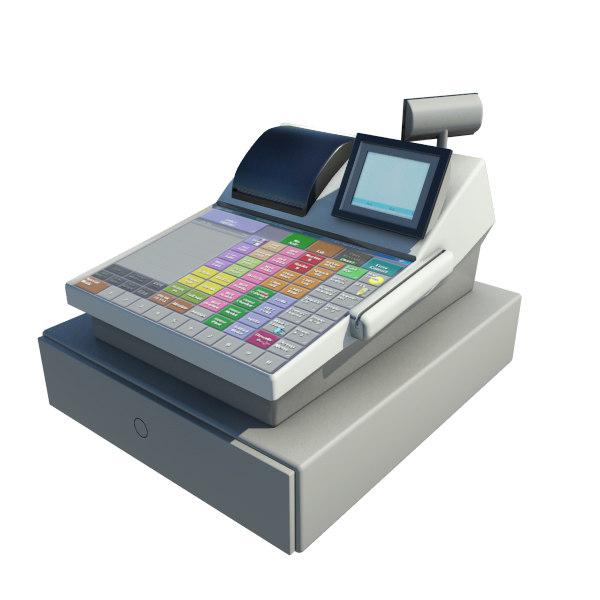 cash register max