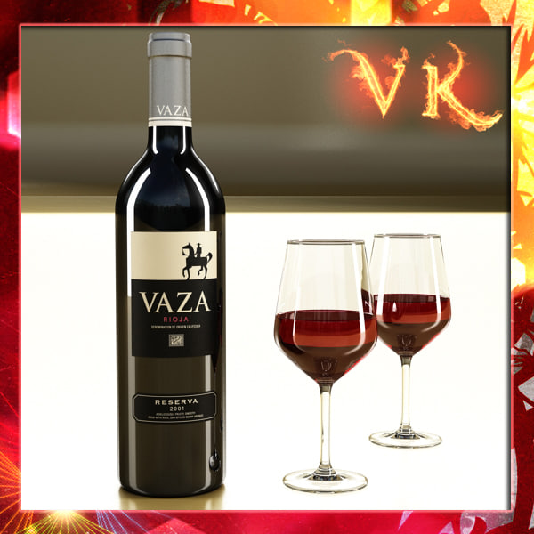 red wine bottle max