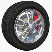 rim sport wheel alpha