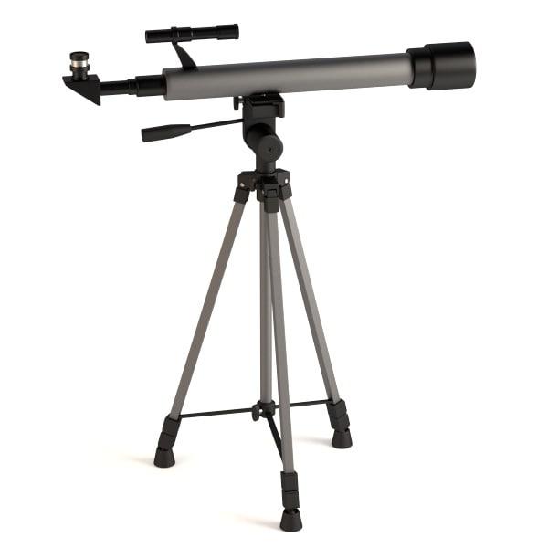 3ds tripod telescope