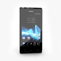 Sony Xperia J Black version