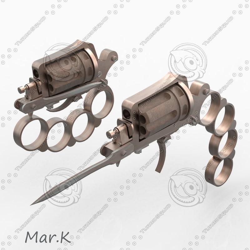 apache pistol 3ds