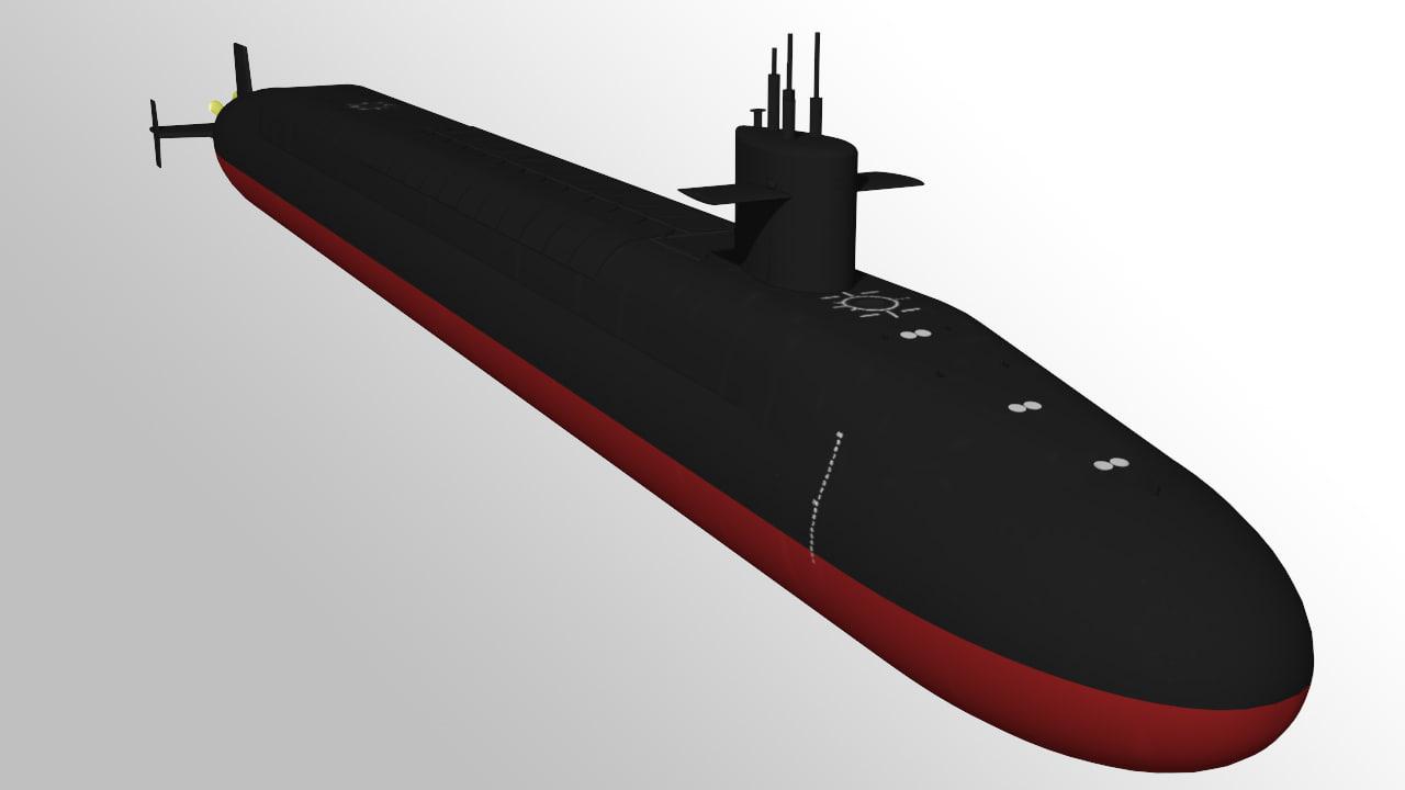 ohio class submarine max