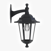 3d porch lamp