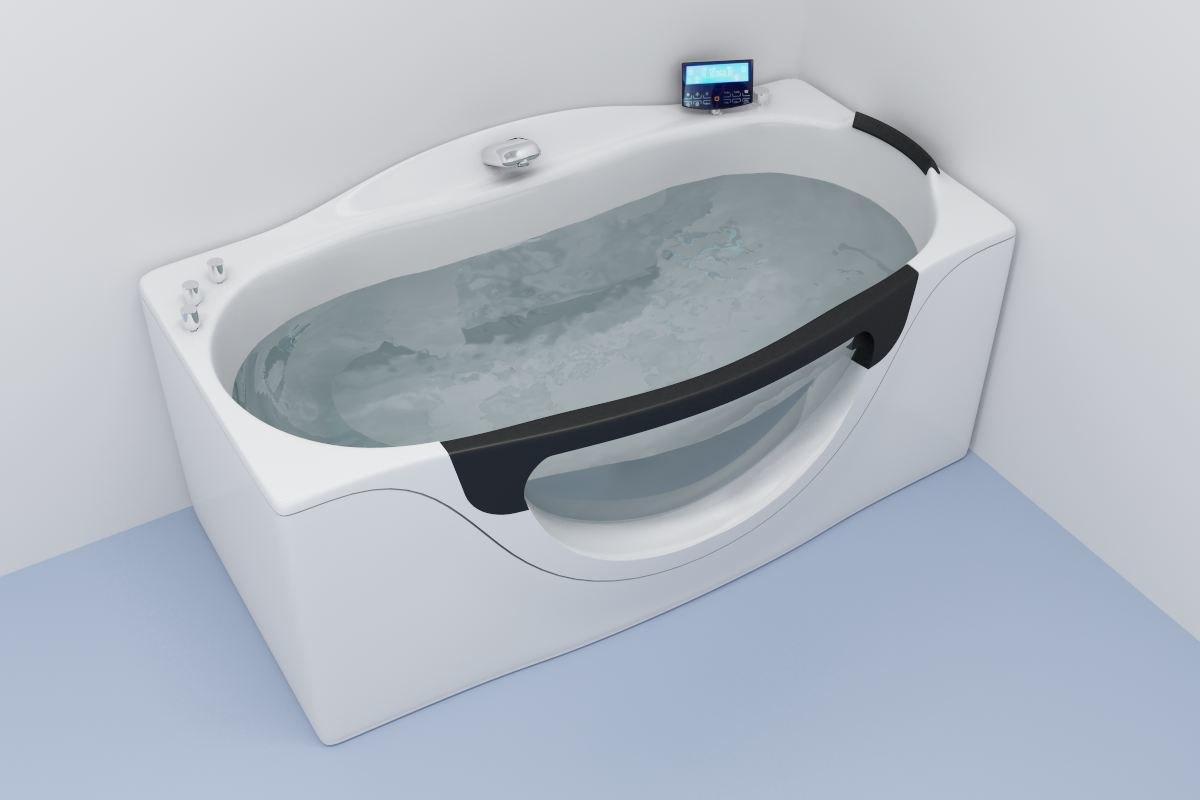bath gemy china 3d model