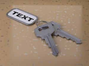 fbx key modelled