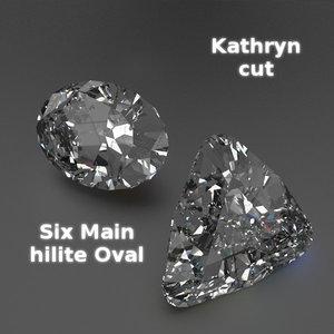cutted gems x