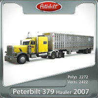 Peterbilt 379 Hauler 2007