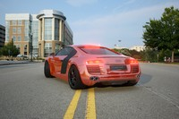 Rigged Audi R8