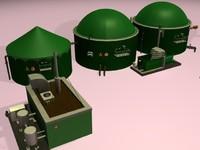 biogas plant max
