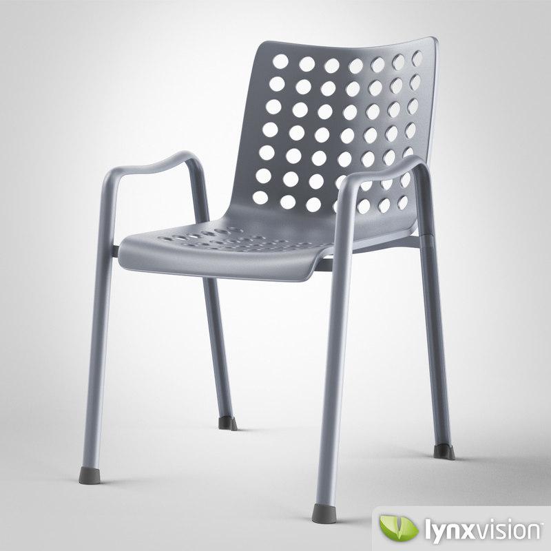 obj landistuhl chair landi