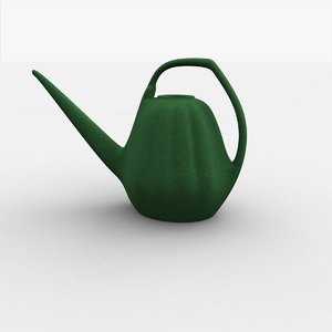 free 3ds model plastic watering