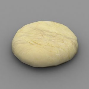 3d model dough
