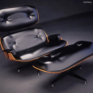 eames lounge chair max