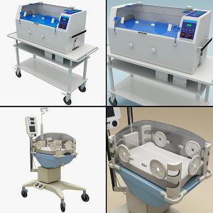 3d infant incubators