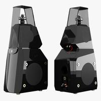 3ds radialstrahler mbl 111f speaker