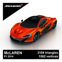McLaren P1 Concept 2014