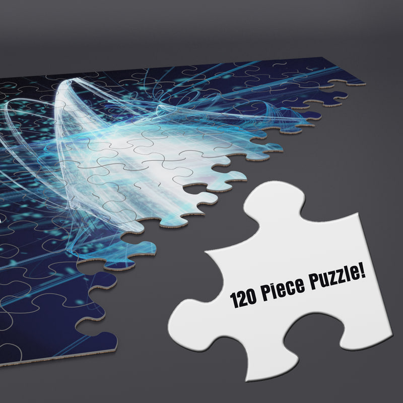 3dsmax puzzle pieces