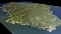 blend island capria