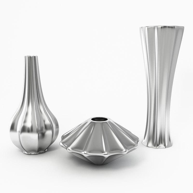 3d vase model