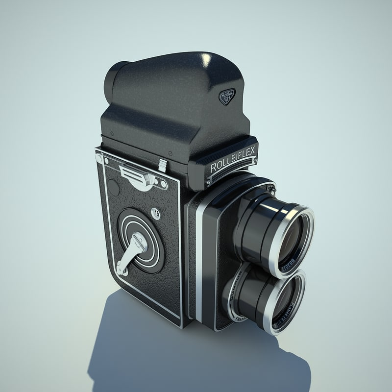 max rolleiflex camera cam