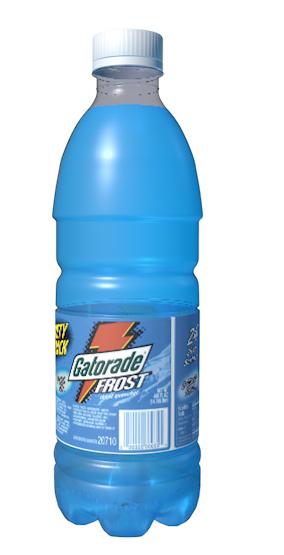 3ds max bottle gatorade