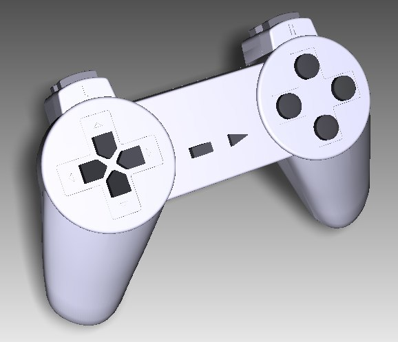 first ps1 digital controller