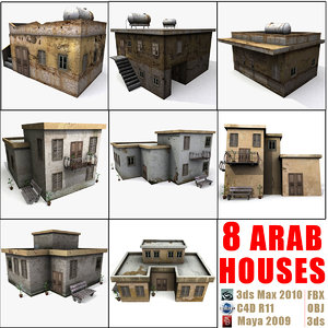 max 8 arab houses games