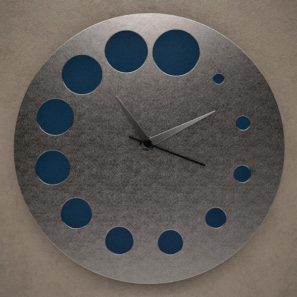 3d fxb wall clock model