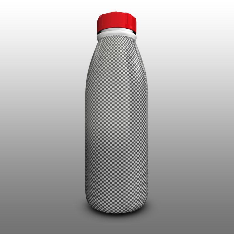 bottle obj