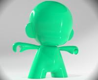 Munny toy