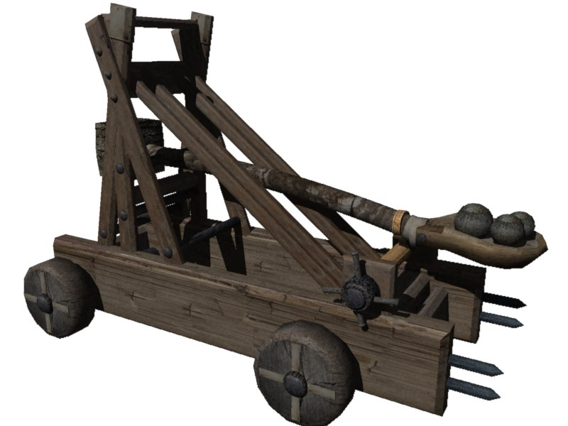 catapult 3d 3ds