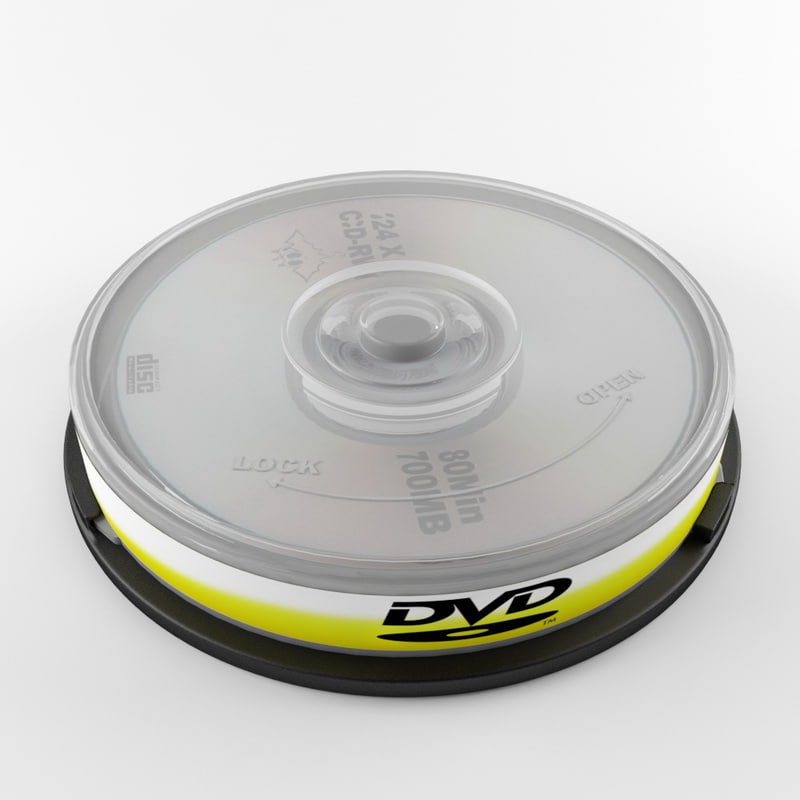 3ds max disc box