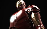 mk iron man character obj